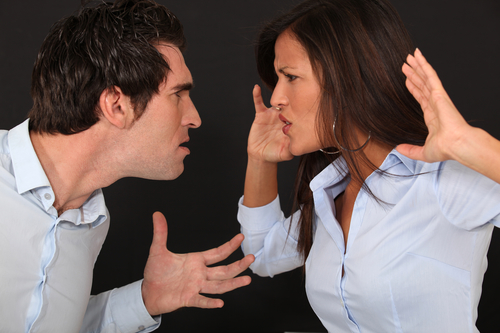 Resolving a Verbal Argument With Your Spouse or Partner