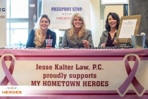 Hometown Heroes Sponsorship