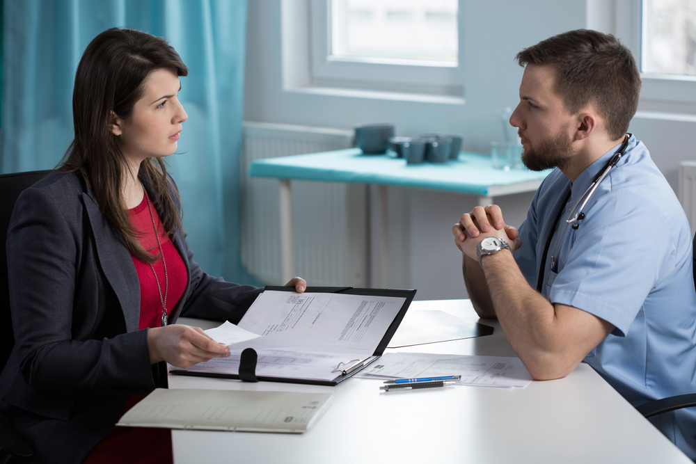 Ways Doctors Can Disprove Domestic Violence Allegations